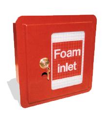 Foam Inlet Cabinet