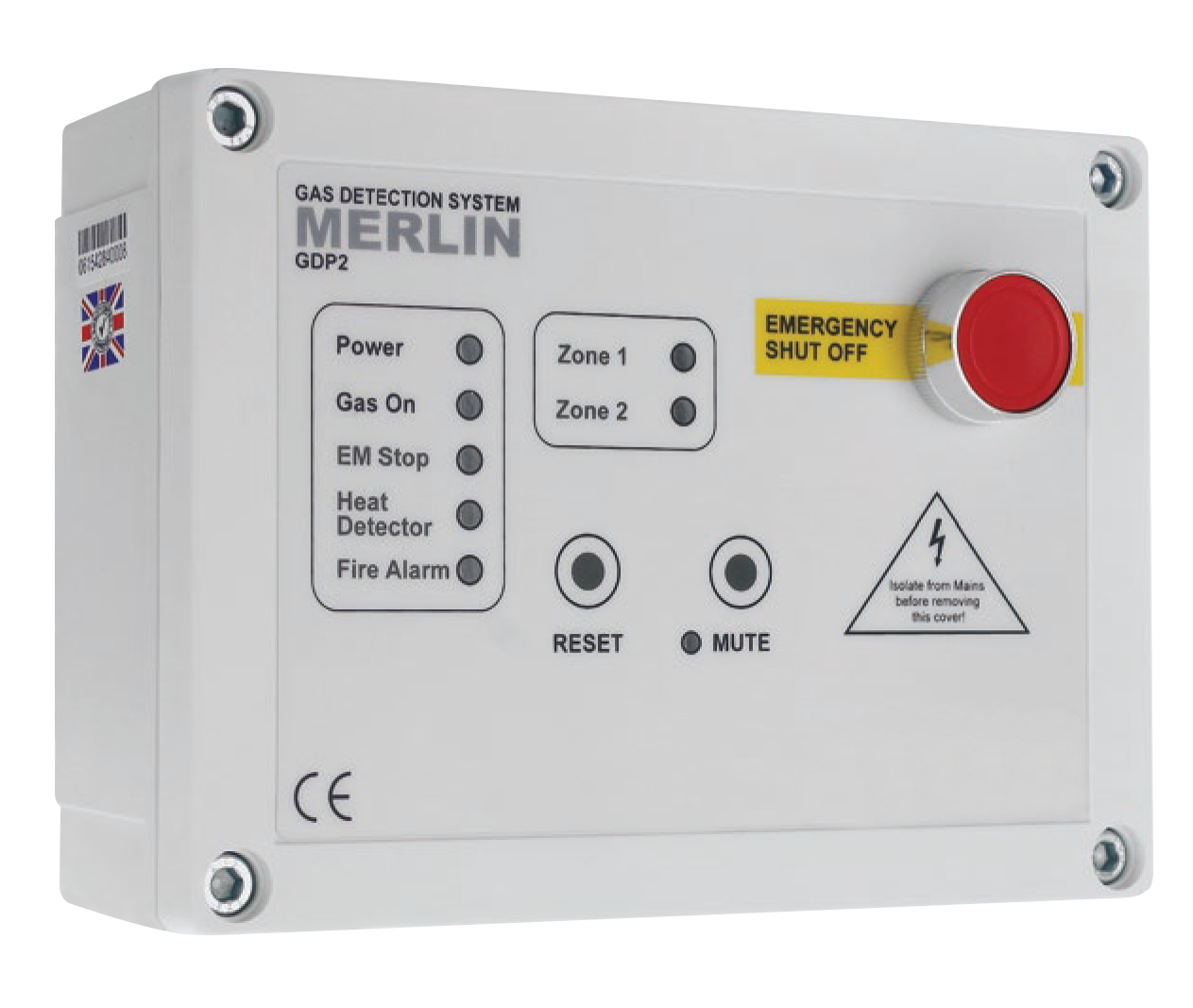 Gas Detection Panels