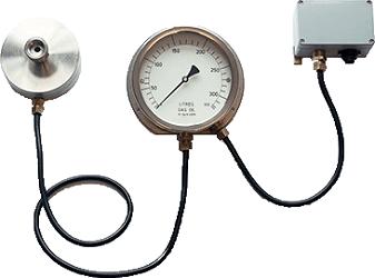 Hydrostatic Indicator with LK10 transmitter Landon Kingsway Hydrostatic Indicator with LK10 transmitter