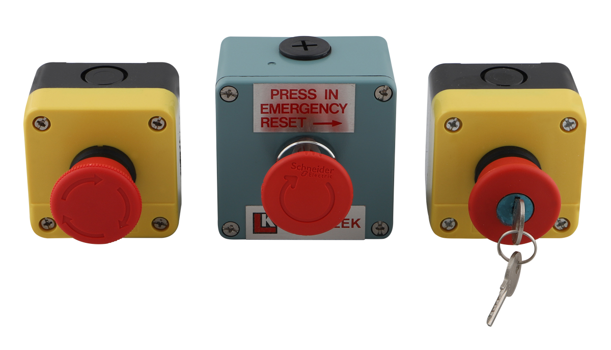 Severlek Emergency Buttons