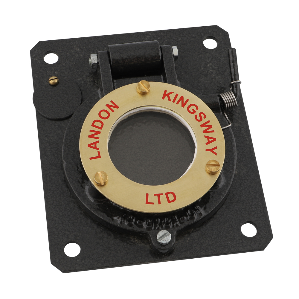 Products Landon Kingsway furnace inspection window