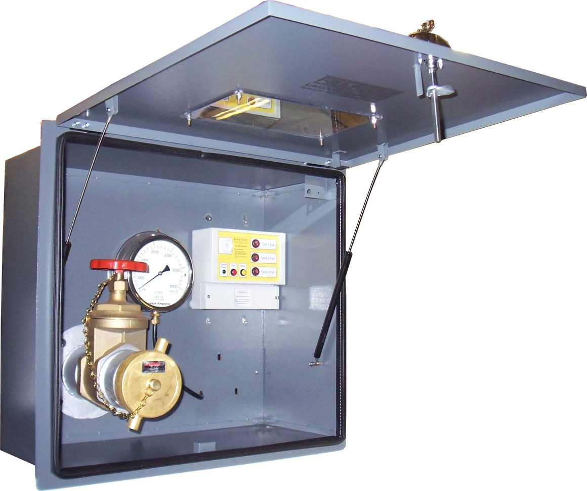 Oil Fill Point Cabinets Landon Kingsway oil fill point cabinet