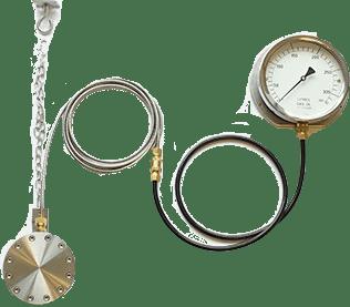 Hydrostatic Contents Gauge (Internal Suspended Tank Sensor) Landon Kingsway hydrostatic contents gauge