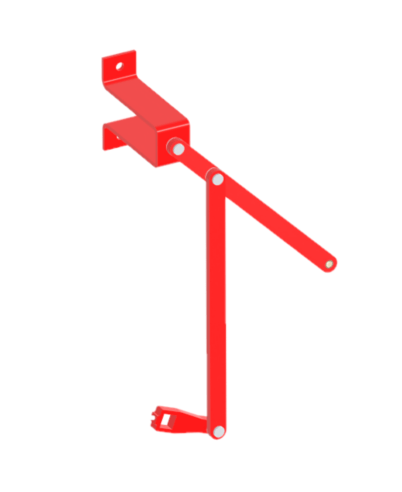 Free Fall Fire Valves Special Linkages for Low Level Installation Landon Kingsway Free Fall Fire Valves Special Linkages for Low Level Installation